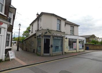 Thumbnail Commercial property to let in Manor Road, Gravesend