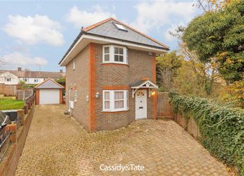 Thumbnail 4 bed detached house to rent in Burleigh Road, St Albans, Hertfordshire