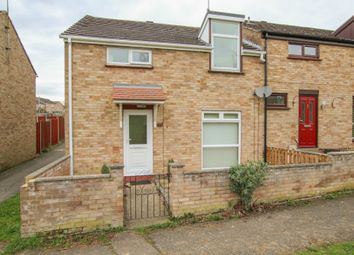 Thumbnail 3 bedroom end terrace house for sale in Kirtling Place, Haverhill