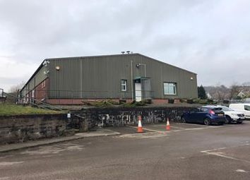 Thumbnail Light industrial to let in Enterprise House (Rear Building), Tir Y Berth Industrial Estate, Hengoed