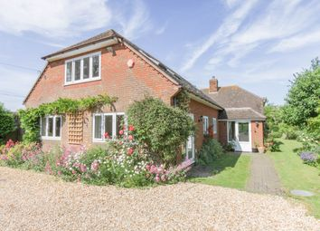 Thumbnail 5 bed detached house for sale in Chilbolton, Stockbridge, Hampshire