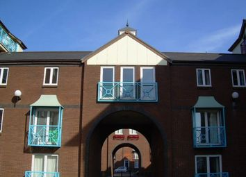 Thumbnail 1 bed flat to rent in Monmouth House, Maritime Quarter, Swansea.