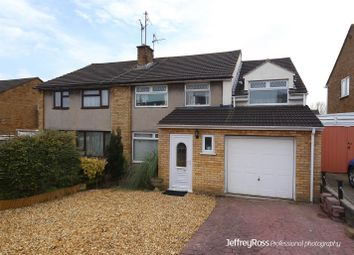 Thumbnail 4 bed property for sale in Oakwood Avenue, Penylan, Cardiff
