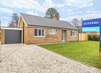 Thumbnail 3 bed detached bungalow for sale in Church Street, Bubwith, Selby