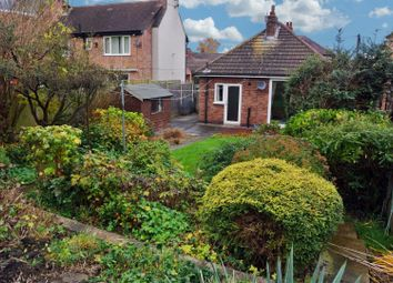 Thumbnail 3 bed detached bungalow for sale in Montrose Road, Aylestone, Leicester