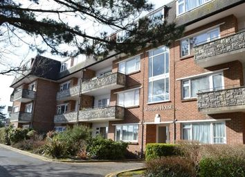 Thumbnail 2 bed flat for sale in Redhill Drive, Bournemouth, Dorset