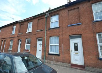 Thumbnail 2 bed terraced house to rent in West Exe South, Tiverton
