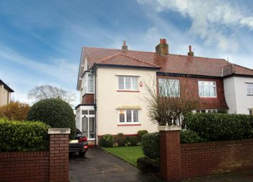 Thumbnail 4 bed semi-detached house for sale in Arundel Road, Hillside, Southport