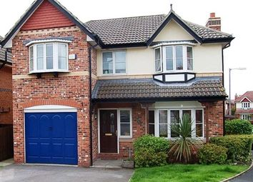 Thumbnail 4 bedroom property for sale in Newbeck Close, Bolton
