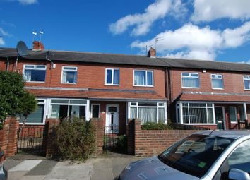 Thumbnail 3 bed terraced house for sale in Archibald Street, Gosforth, Newcastle Upon Tyne