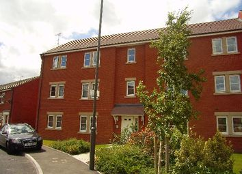 Thumbnail 2 bed flat to rent in Welland Road, Hilton, Derbys.