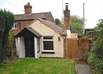 Thumbnail 1 bedroom cottage to rent in Drayton High Road, Drayton, Norwich