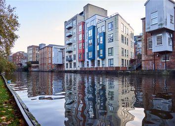 Thumbnail 1 bed flat for sale in Ashman Bank, Geoffrey Watling Way, Norwich