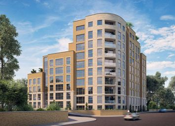 Thumbnail 1 bed flat for sale in Admiral Court, Croydon