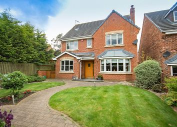 Thumbnail 5 bed detached house for sale in Tynedale Close, Skelton
