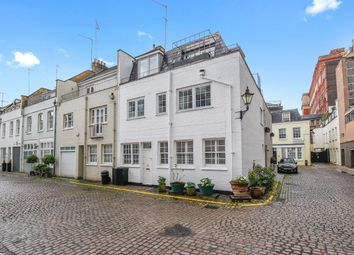 Thumbnail 4 bed mews house to rent in Princes Gate Mews, Knightsbridge, London