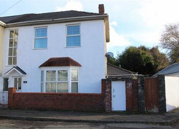 Thumbnail 3 bed semi-detached house for sale in St. Teilo Street, Pontarddulais, Swansea