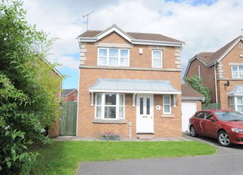 Thumbnail 3 bed detached house for sale in Raleigh Drive, Victoria Dock, Hull