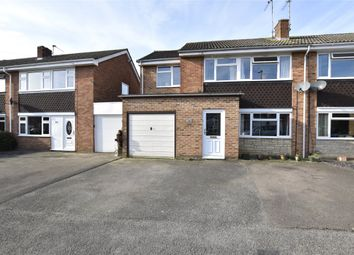 Thumbnail 4 bed semi-detached house for sale in Pine Bank, Bishops Cleeve, Cheltenham, Gloucestershire
