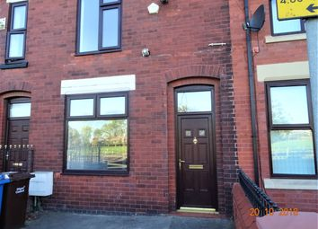 Thumbnail 2 bed terraced house to rent in Wigan Road, Leigh