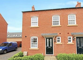 Thumbnail 3 bed semi-detached house for sale in Stedeham Road, Great Denham, Bedfordshire