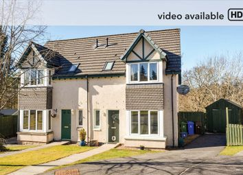 Thumbnail 3 bed semi-detached house for sale in Lawder Place, Dunblane