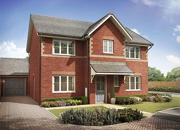 Thumbnail 4 bedroom detached house for sale in Off Gorsey Lane, Mawdesley