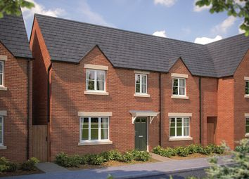 "Thumbnail 4 bed semi-detached house for sale in ""The Milcombe"" at Oxford Road, Bodicote, Banbury"
