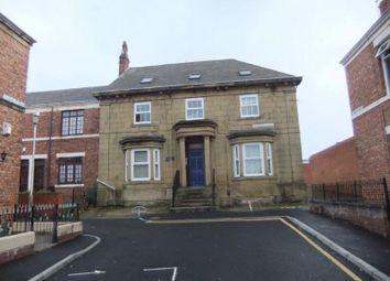 Thumbnail 1 bed flat to rent in Woodbine Villas, Gateshead