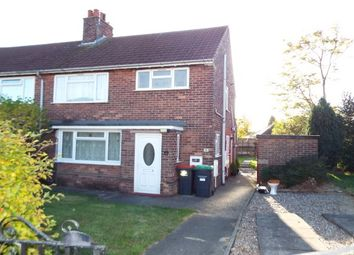 Thumbnail 1 bed flat to rent in Clegg Hill Drive, Huthwaite