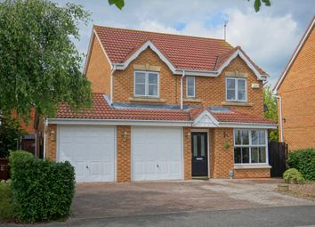 Thumbnail 4 bed detached house for sale in Bushey Park, Kingswood, Hull