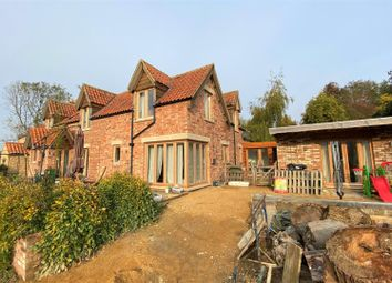 Thumbnail 3 bed semi-detached house for sale in Water Lane, Castle Bytham, Grantham