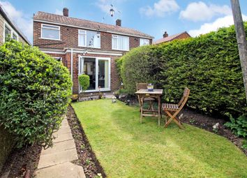 Thumbnail 3 bed semi-detached house for sale in Whitethorn Close, Huntington, York