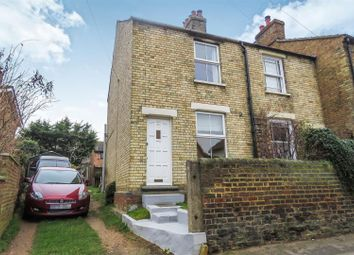 Thumbnail 2 bed end terrace house for sale in Horslow Street, Potton, Sandy