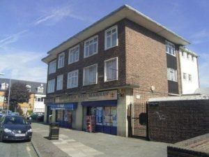 Thumbnail 2 bed flat to rent in Edgefield Avenue, Barking