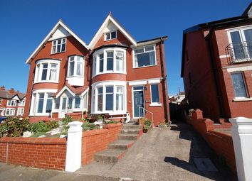 Thumbnail 6 bed semi-detached house for sale in Seafield Road, Blackpool, Lancashire