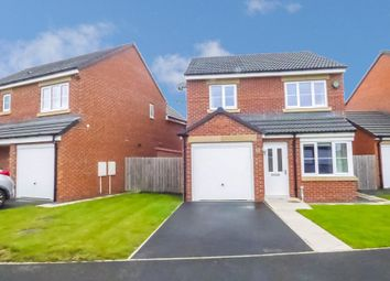 Thumbnail 3 bedroom detached house for sale in Ridge End Drive, Seaton Delaval, Whitley Bay