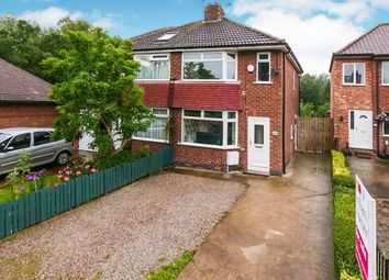 Thumbnail 2 bed semi-detached house for sale in Huntington Road, York
