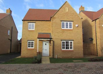 Thumbnail 4 bed detached house for sale in Parsons Peace, Banbury, Oxon