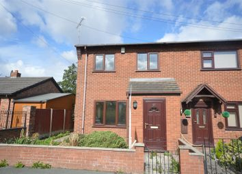 Thumbnail 3 bed end terrace house for sale in Station Road, Sandycroft, Deeside