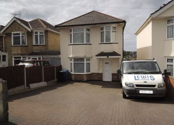 Thumbnail 3 bed detached house for sale in Herbert Avenue, Parkstone