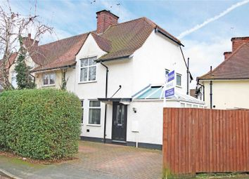 Thumbnail 2 bed end terrace house for sale in Byfleet, West Byfleet, Surrey