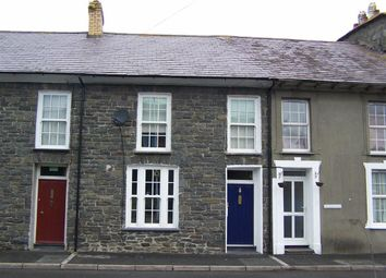 Thumbnail 3 bed terraced house for sale in Llanon