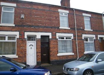 Thumbnail 2 bedroom terraced house for sale in Oxford Street, Crewe, Cheshire