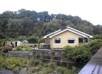 Thumbnail 3 bed bungalow for sale in Hunters Lodge Pontynyswen, Nantgaredig, Carmarthen, Carmarthenshire.