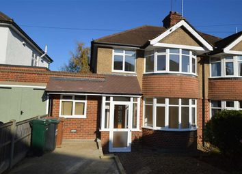 Thumbnail 4 bed semi-detached house for sale in Richmond Way, Croxley Green, Rickmansworth Hertfordshire