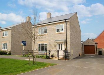 Thumbnail 4 bed detached house for sale in Cowleaze, Swindon, Wiltshire