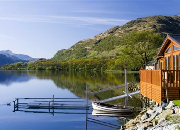 Thumbnail 3 bed property for sale in Ardlui Lodges, Ardlui