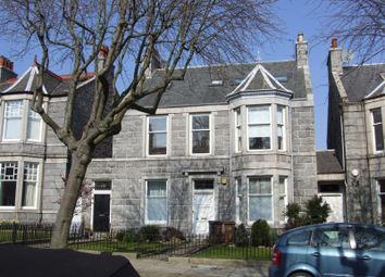 Thumbnail 4 bed flat to rent in Desswood Place, The West End, Aberdeen
