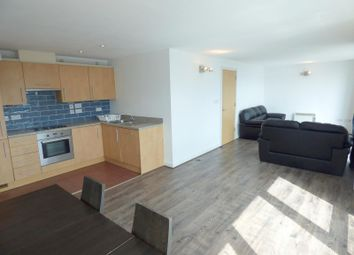 Thumbnail 2 bed flat to rent in Block The Hicking Building, Block The Hicking Building, Nottingham